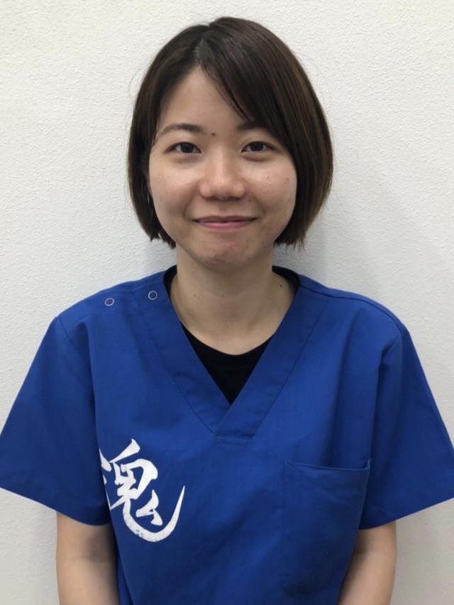 BS主任 : 照屋 姫香 Himeka Teruya
