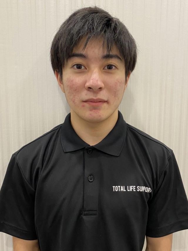 世持 樹希 Tatsuki Yomochi